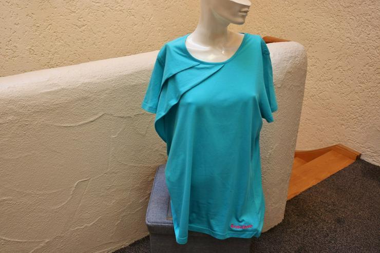 Shirt, Gr. 44/46, türkis, Sneaker
