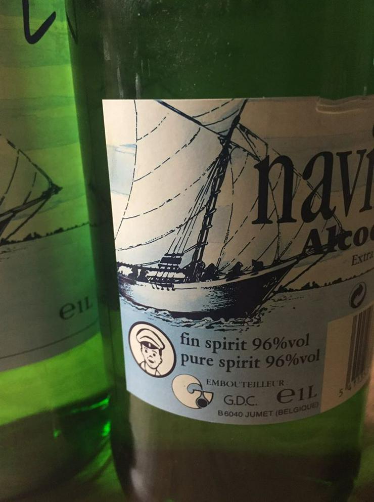 96 % Alkohol für Likör, Auszügen Zitronenwodka etc.