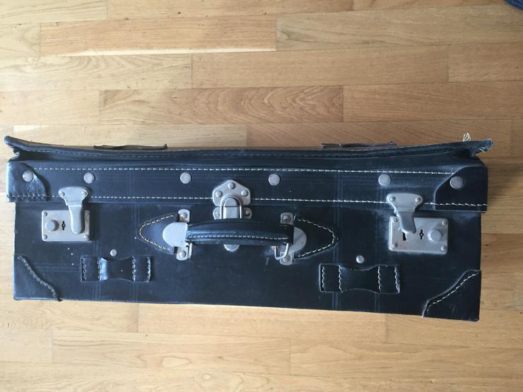 Reisekoffer für Cabrio-Heckträger