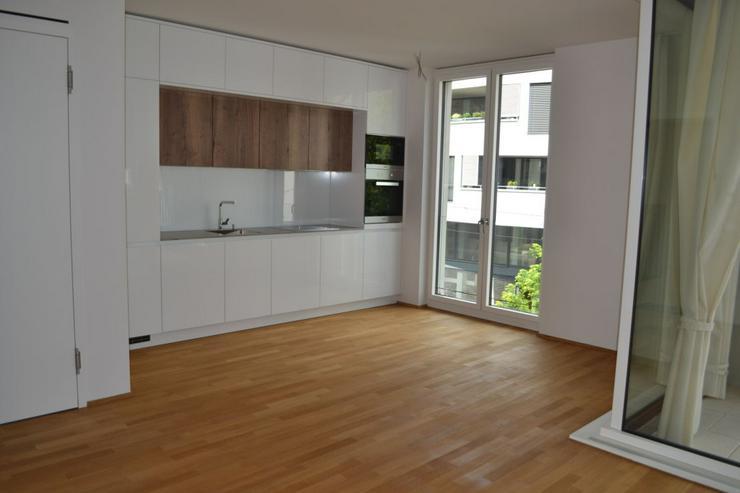 zwei Zimmer Wohnung mit EBK und Balkon