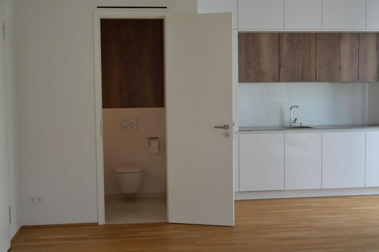 Bild 3: zwei Zimmer Wohnung mit EBK und Balkon