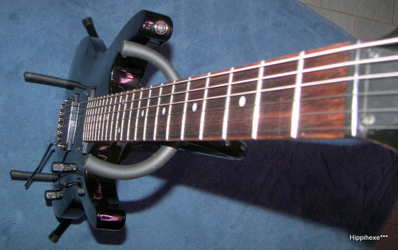 Bild 6: Ibanez SA 120 EX-BK schwarze Powerstrat E-Gitarre