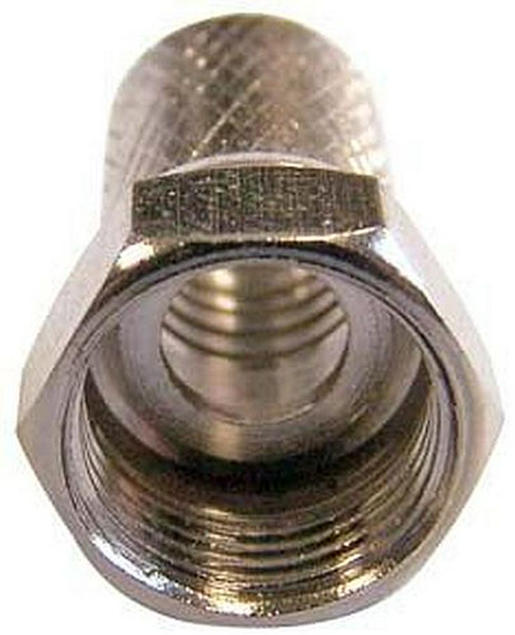 100 Stück F-Stecker 7 mm gehärtet, gute Qualität 30110908