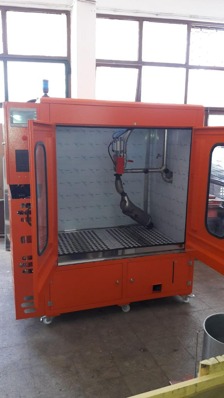 Diesel Partikel Filter DPF Reinigungsmaschine mit Wasser