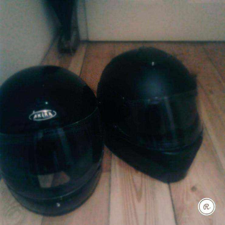 2 Rollerhelme M / xs - Helme - Bild 3