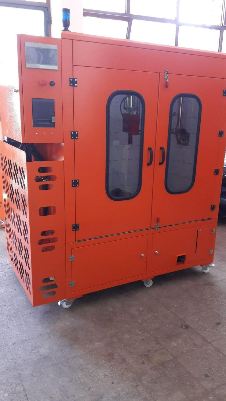 DPF Reiniger Maschine Diesel Partikel Filter und Katalysator