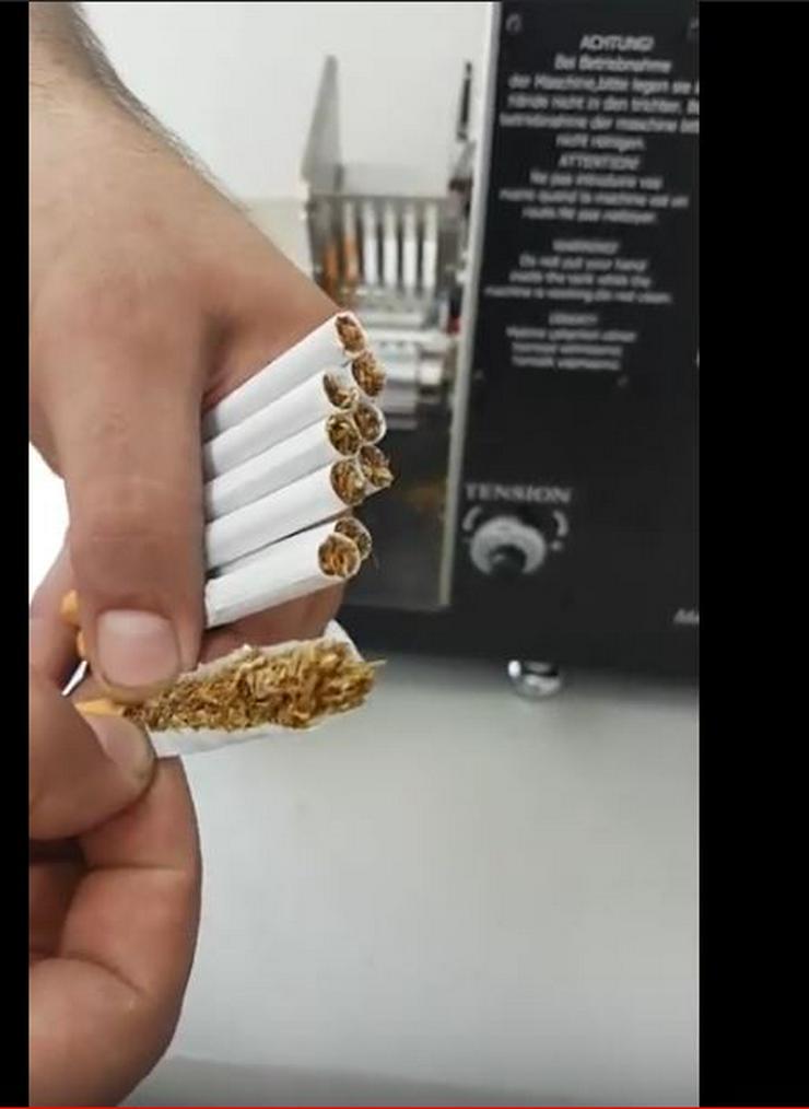 Zigarettenstopfmaschine Top-o-matic - Zigarren & Tabakwaren - Bild 1