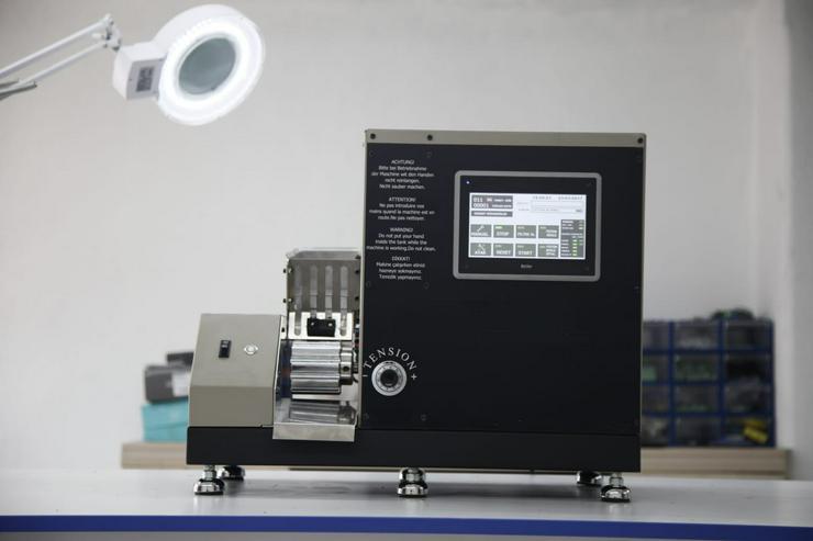 Bild 3: Zigarettenstopfmaschine Top-o-matic