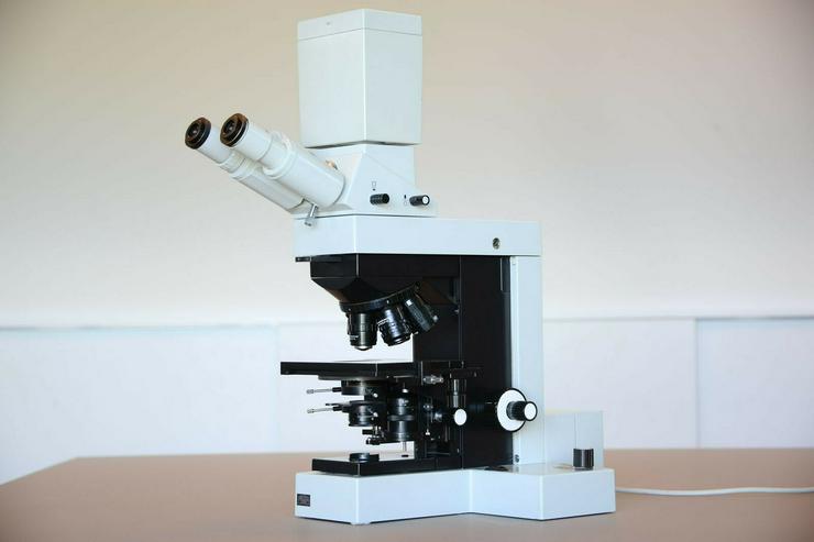 Zeiss Jenaval Mikroskop