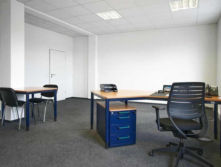 Schöne Büroflächen mit Sicherheitsdienst und Bistro vor Ort in Bonn
