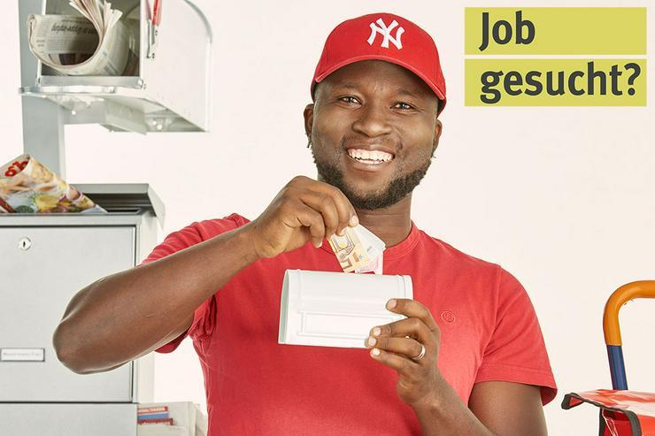 Zeitung austragen in Norderstedt - Zusteller (m/w/d) gesucht - Job, Nebenjob, Minijob