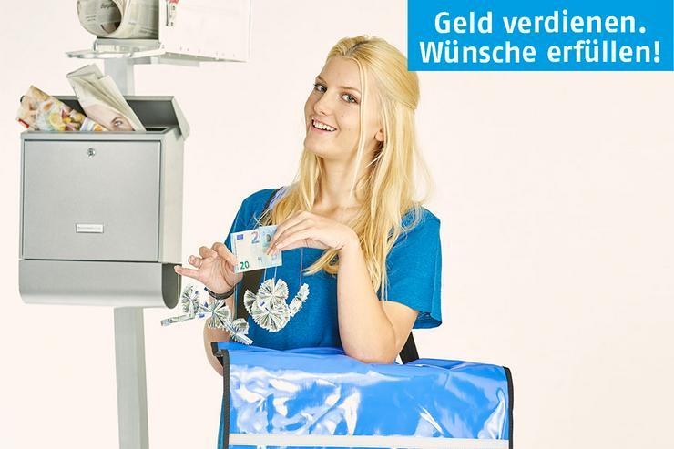 Zeitung austragen in Henstedt-Ulzburg - Zusteller (m/w/d) gesucht - Job, Nebenjob, Minijob