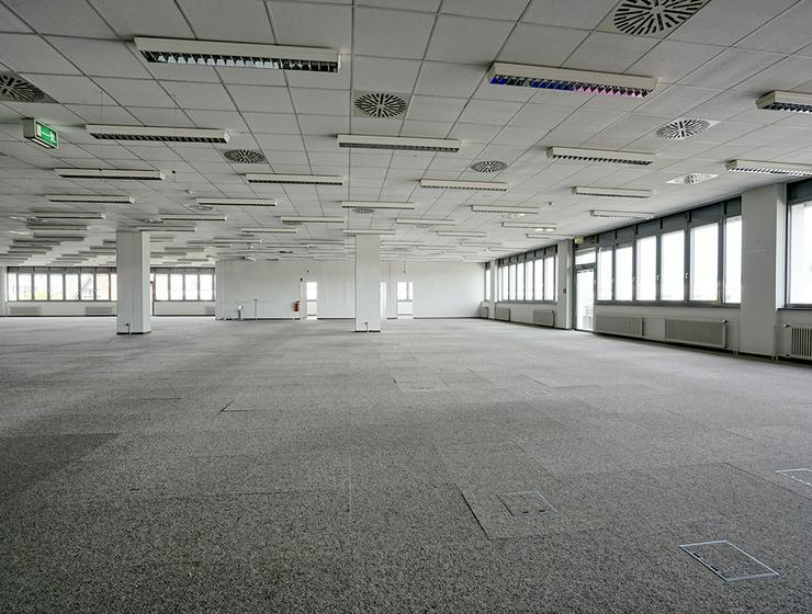 Büroabteilungen in verschiedenen Größen mit Ansprechpartner vor Ort *Jubiläums-Aktion*
