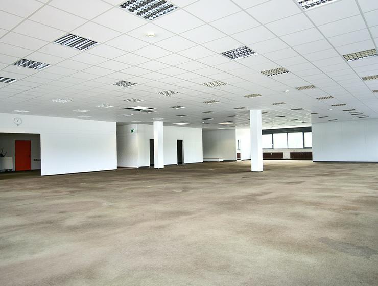 Helle Büroflächen mit Pförtner und Sicherheitsdienst vor Ort in Heidenheim *Jubiläums-Aktion*