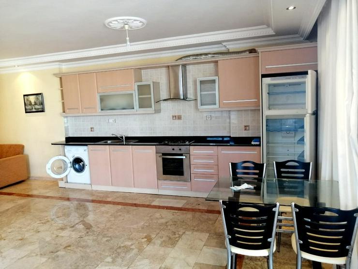 Bild 3: Türkei, Alanya, Marmor, Stuckdecken, große 3 Zi. Wohnung, 385 ⛱