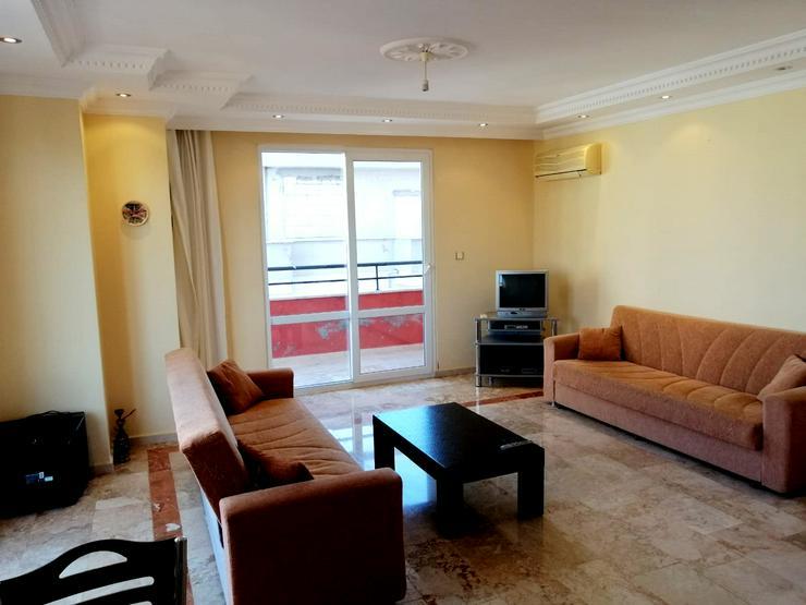 Bild 2: Türkei, Alanya, Marmor, Stuckdecken, große 3 Zi. Wohnung, 385 ⛱