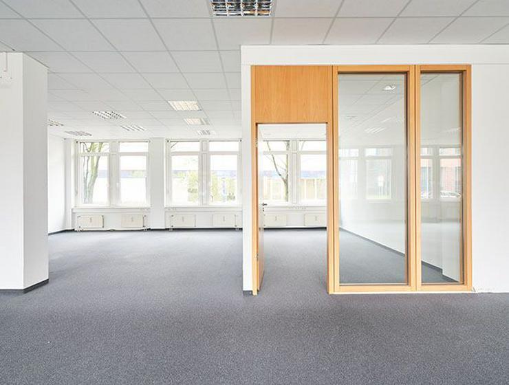 Bild 5: Großzügige, effiziente Büroflächen mit Ansprechpartner vor Ort im Itterpark Hilden