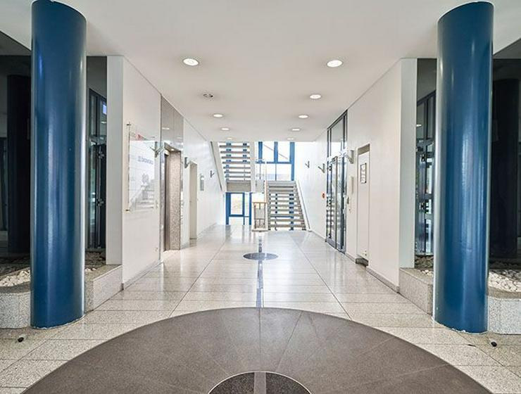 Bild 4: Großzügige, effiziente Büroflächen mit Ansprechpartner vor Ort im Itterpark Hilden