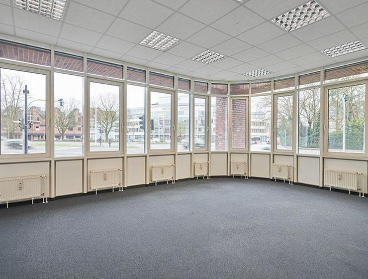 Großzügige, effiziente Büroflächen mit Ansprechpartner vor Ort im Itterpark Hilden