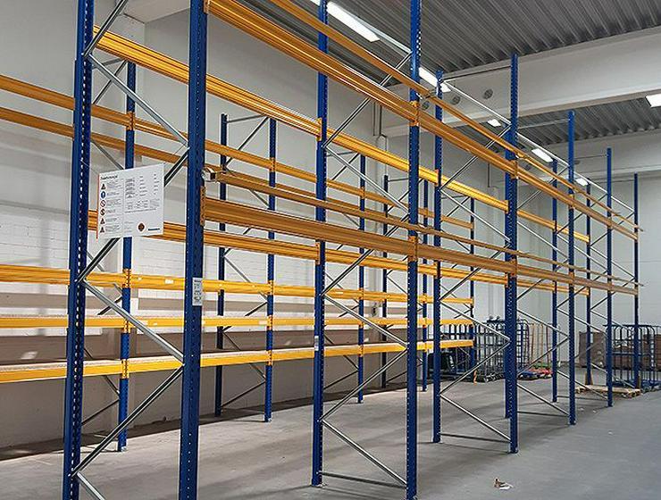 Bild 5: Große Lagerflächen mit Rolltor im Erdgeschoss im Itterpark Hilden
