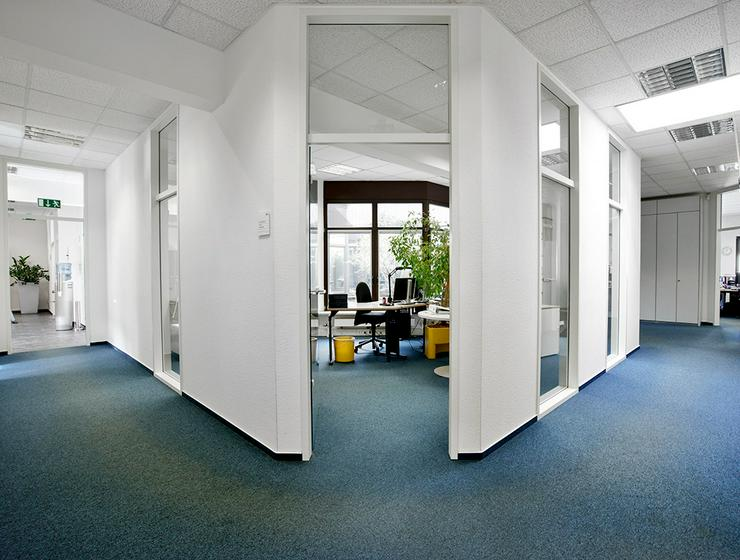 Große Büroabteilungen mit Teeküche zum attraktiven Mietpreis in Krefeld