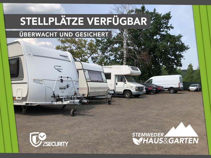 Stellplatz - Bewacht & Gesichert - Wohnwagen, Auto, Boot - Außen