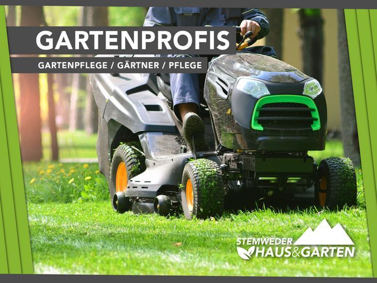 Objektpflege, Gewerbepflege, Gärtner, Gartenpflege, Garten
