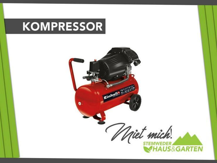 Mieten Leihen Kompressor Einhell