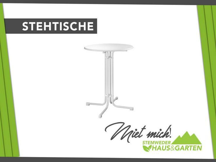Mieten / Leihen: Stehtisch / Stehtische / Tisch für Party & Event