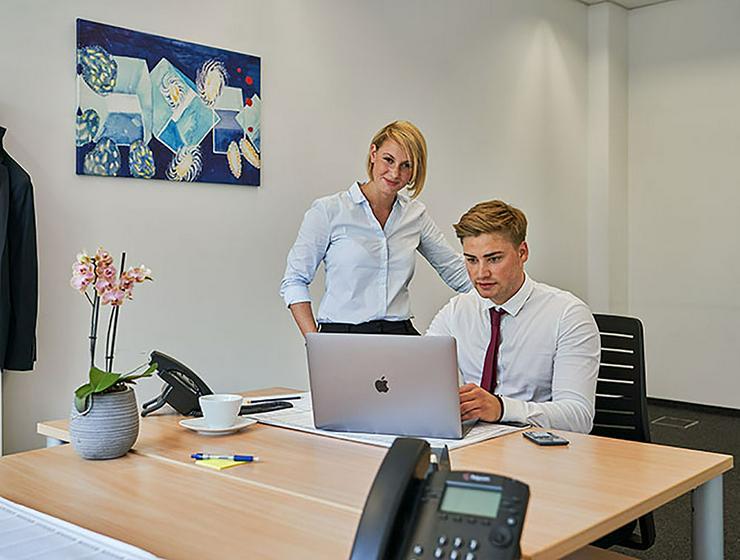ALL-INCL.-MIETE: Büros mit Teeküche inkl. Kaffee- und Teeflatrate mit flexiblen Laufzeiten