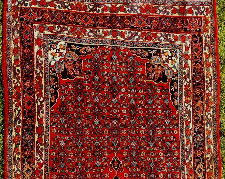 Bild 2: Orient-Teppich Bidjar antik TOP 322x160 (T094)