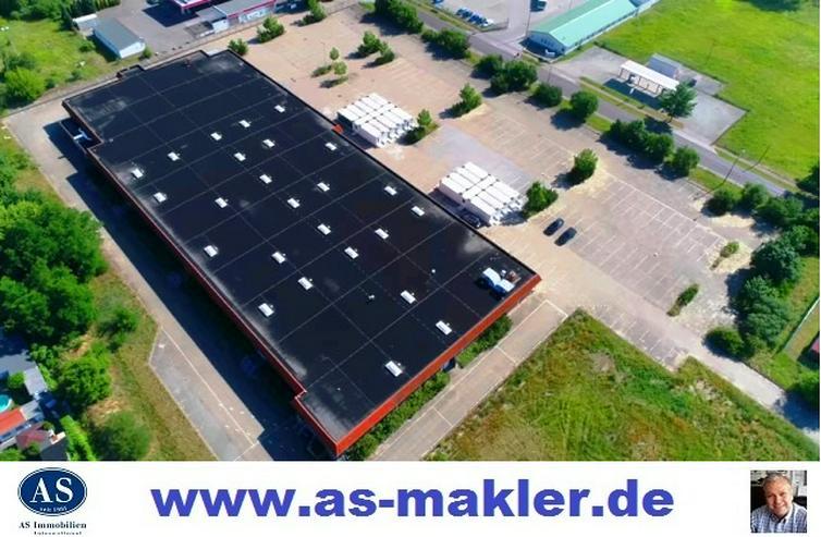 *Wohnbebauung möglich* Grundstück mit ehemalige  Einkaufszentrum zu verkaufen! - Grundstück kaufen - Bild 1