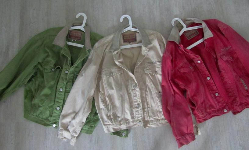 Diesel Jacke von Natasha - Größen 48-50 / M - Bild 1