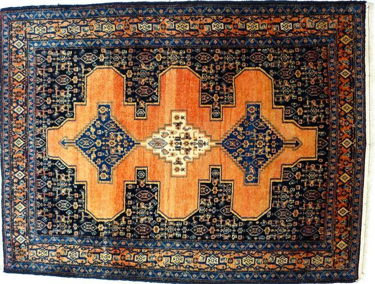 Orient-Teppich Senneh antik 156x119 (T071) - Fliesen & Teppiche - Bild 1