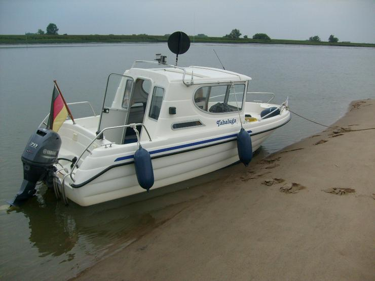 Bella  570 C Kajütboot /Angelboot - Kajütboot - Bild 1