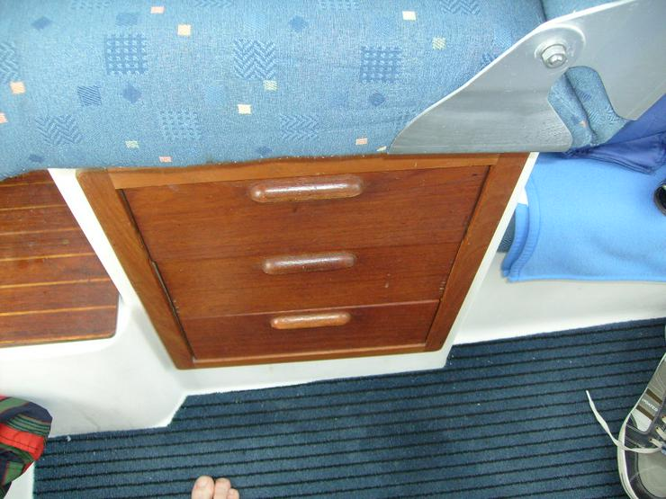 Bild 2: Bella  570 C Kajütboot /Angelboot
