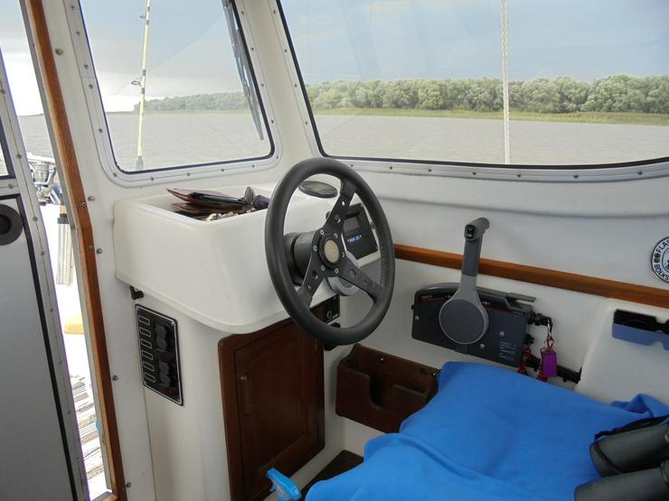 Bild 4: Bella  570 C Kajütboot /Angelboot