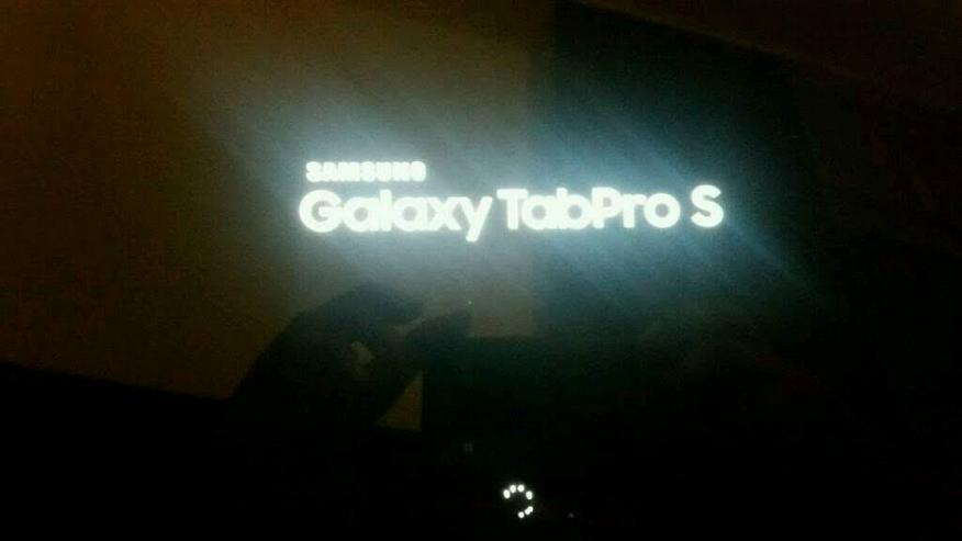 Samsung Galaxy Tab Pro S 4K 12 Zoll Neuwertig