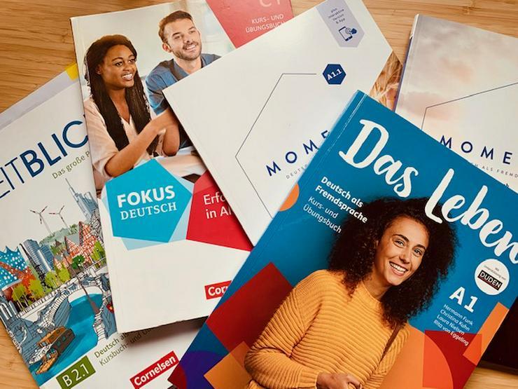 DaF German online-live classes
