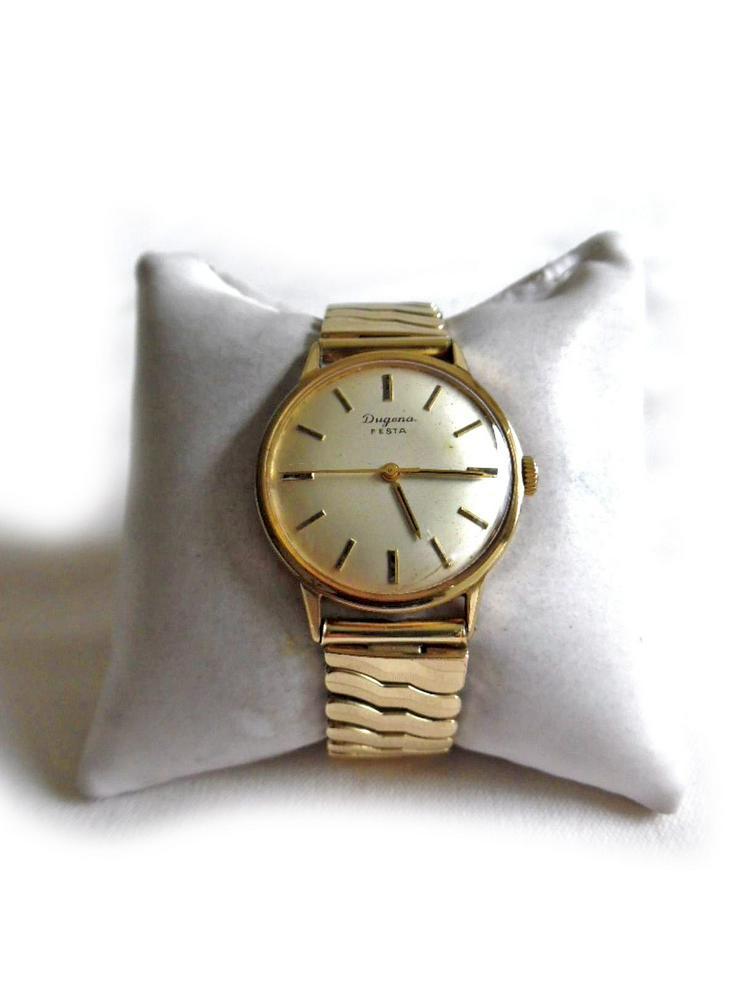 Armbanduhr von Dugena