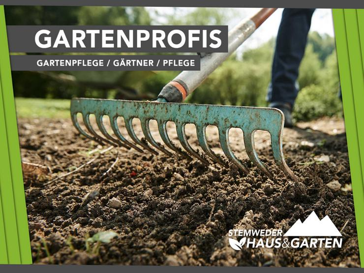 Gartenpflege, Grundstückspflege, Unkraut, Rasen mähen