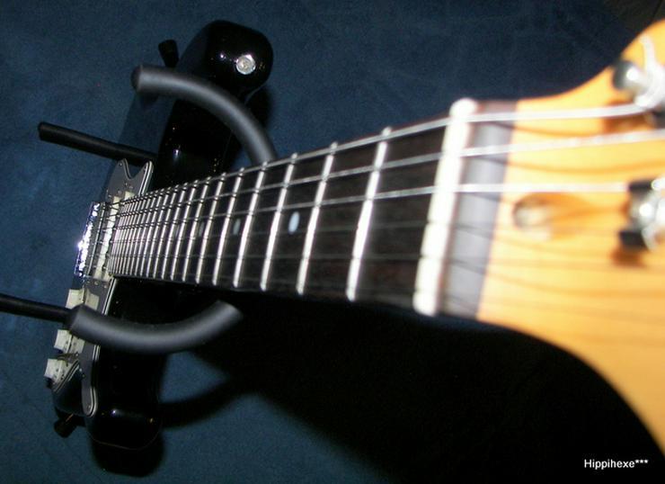 Bild 4: Verkaufe E-Gitarre von Stagg S402 * Stratocaster* in schwarz