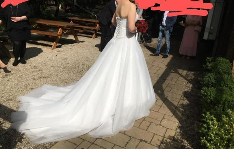 Wunderschönes Brautkleid 👰