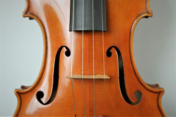 Bild 3: Feine Alte Meister Geige/Violine