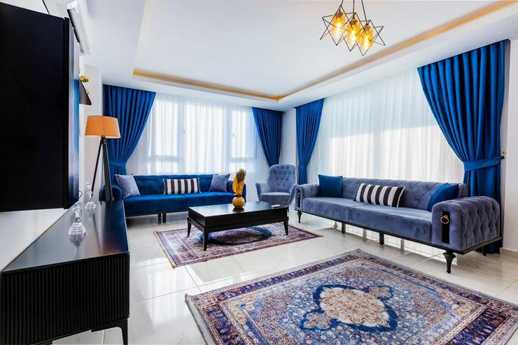 Bild 3: Türkei, Alanya, große  Luxus möbl., 3 Zi. Wohn., 388