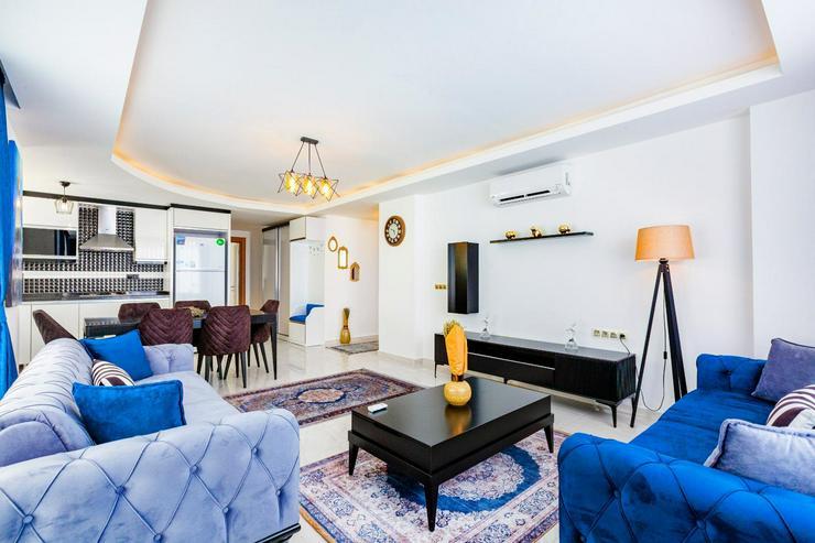 Bild 2: Türkei, Alanya, große  Luxus möbl., 3 Zi. Wohn., 388