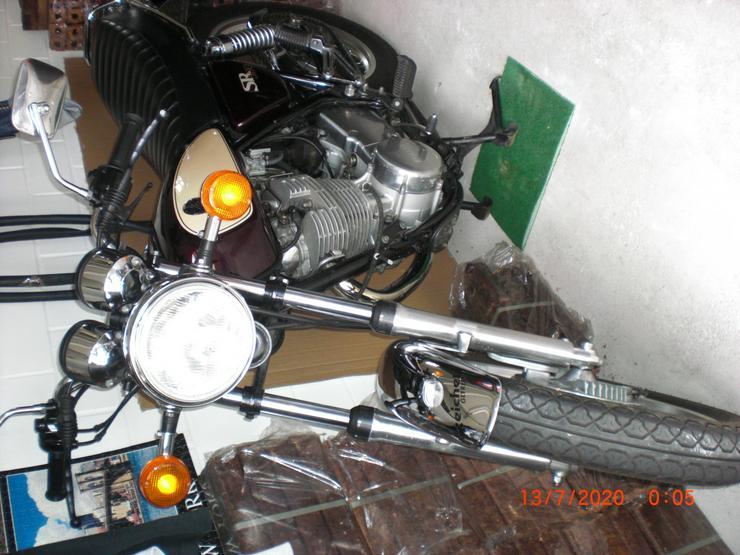 Bild 3: Yamaha SR 500