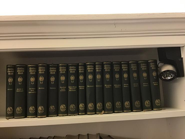 Schiller sämtliche Werke Säkulärausgabe 16 Bände