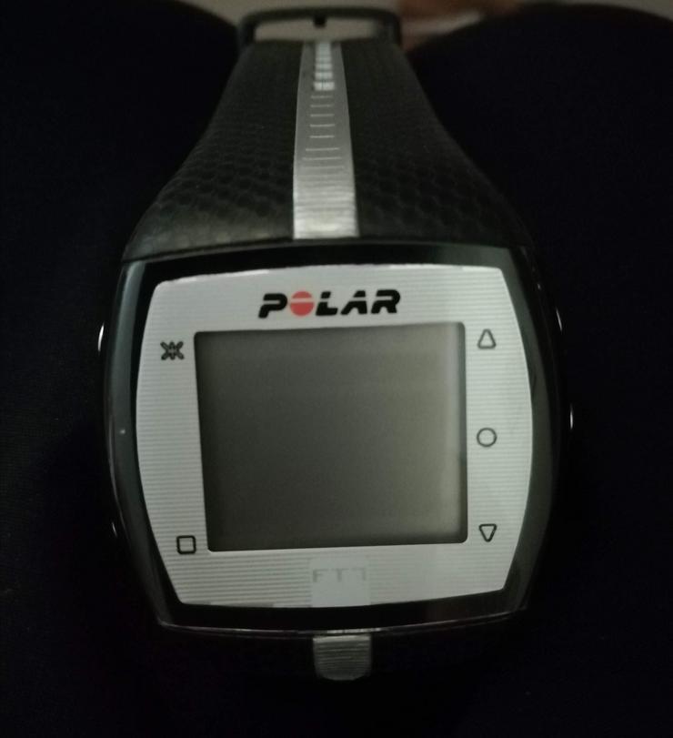 Polar-Uhr/Fitness FT7 mit HERZFREQUENZ-SENSOREN SET T31 CODED