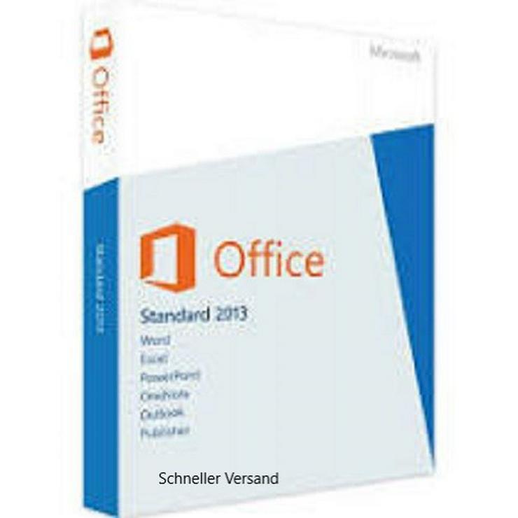 MS Office 2013 Professional Plus Office PRO Downloadlink und Aktivierungskey per Email - Office & Datenbearbeitung - Bild 1